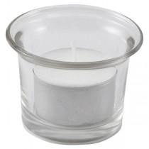 Glass Tealight Holder 5 x 5cm