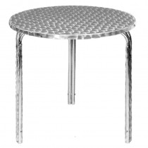 Bolero Round Stackable Bistro Table 600mm