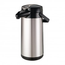 Bravilor Furento 2.2Ltr Airpot with Pump Action Stainless Steel