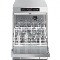Smeg Ecoline Professional Glasswasher,400mm Basket