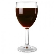 Savoie Wine Glass 6.7oz 19cl  LCE @ 125ml
