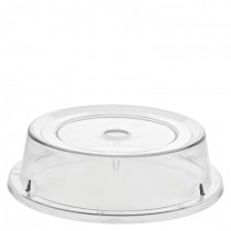Carlisle Clear PC Plate Cover 25cm