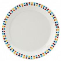 Carlisle Kingline Melamine Plates Spanish Tile 16cm