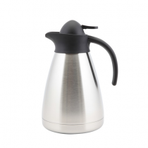 Contemporary Vacuum Jug Stainless Steel 1.0L