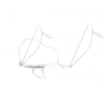 Mouth Shield Transparent with Anti-Fog