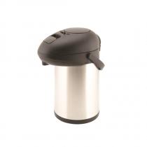 Unbreakable Vacuum Pump Pot Stainless Steel 2.5L