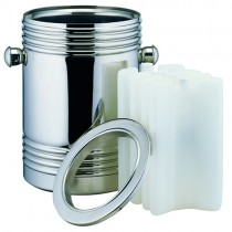 Stainless Steel Wine Cooler with Insulation Pack