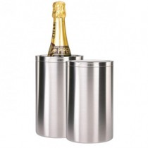 Stainless Steel Double Wall Wine/Champagne Cooler
