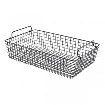 Black Wire Display Basket GN 1/1