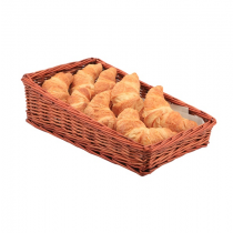 Wicker Display Basket 40 x 25 x 12cm