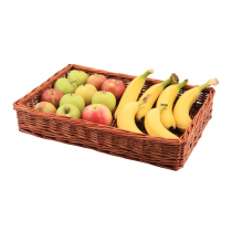 Wicker Display Basket 46 x 30 x 8cm