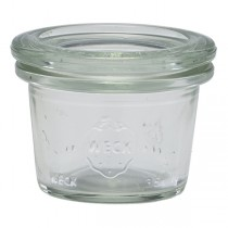 WECK Mini Jar 3.5cl
