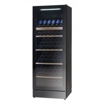 Vestfrost WFG155 Upright Glass Door Wine Cabinet