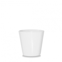 Churchill Bit on the Side Square Chip Mug White 10 x 9.5cm