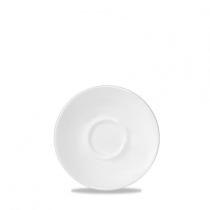 Churchill Ultimo Small Coupe Saucers 12cm