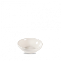 Churchill Bit On The Side Shallow Bowls White 11.6cm