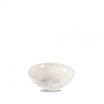 Churchill Bit On The Side Shallow Bowls White 13cm