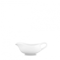 Churchill Bit on the Side Mini Sauce Boat White 14cl