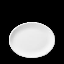 Churchill Whiteware Oval Plate / Platter 25.4cm