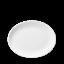 Churchill Whiteware Oval Plate / Platter 28cm