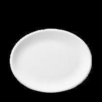 Churchill Whiteware Oval Plate / Platter 30.5cm