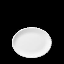 Churchill Whiteware Oval Plate Platter 20.3cm