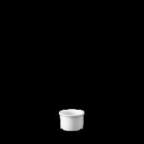 Churchill Whiteware Snack Attack Dipper Pot 4.5cl