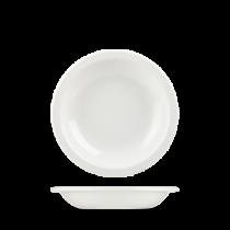 Churchill Whiteware Nova Rimmed Soup Bowl 21cm