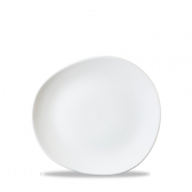 Churchill Trace Organic Round Plate 21cm