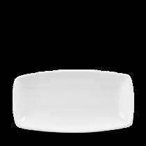 Churchill X Squared Oblong Plate 29.5 x 15cm