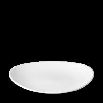 Churchill Orbit Oval Coupe Plate 27 x 22.9cm