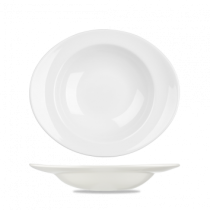Churchill Equation Oval Pasta Plates 31 x 26.5cm