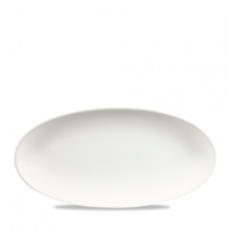 Churchill Chefs' Oval Plates 29.9 x 15cm