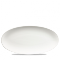 Churchill Chefs' Oval Plates 34.7 x 17.3cm