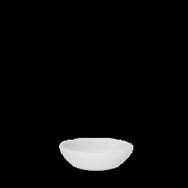 Churchill Bit on the Side Ripple Dip Dish White 11.3 x 3.5cm