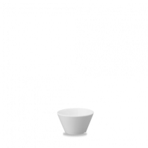 Churchill Bit on the Side Sauce Dish White 9cl