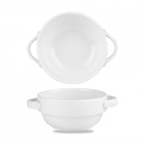 Churchill Profile Handled Stacking Bowls 36cl / 12.6oz