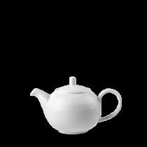Churchill Bamboo Tea Pot White 42.6cl