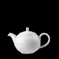 Churchill Bamboo Tea Pot Replacement Lid White