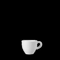 Churchill Bamboo Espresso Cup White 11cl