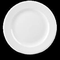 Churchill Bamboo Plate White 30.5cm