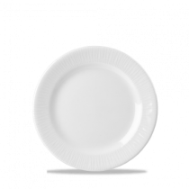 Churchill Bamboo Plate White 17cm