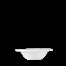 Churchill Bamboo Oatmeal Bowl White 17cm