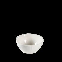 Churchill Bamboo Snack Bowl White 13cm