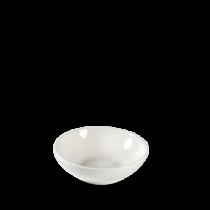 Churchill Bamboo Shallow Bowl White 13cm