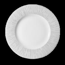 Churchill Bamboo Wide Rim Plate White 27.2cm
