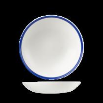 Churchill Retro Blue Coupe Bowl 18.2cm