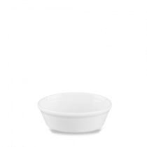 Churchill Cookware Oval Pie Dish White 15.2 x 11.3 x 5cm