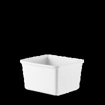 Churchill Counter Serve Small Casserole Dish White 18 x 19.4 x 11.5cm