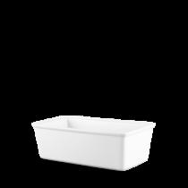 Churchill Counter Serve Large Casserole Dish White 34 x 20 x 11.5cm